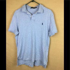 POLO RALPH LAUREN BLUE SHIRT